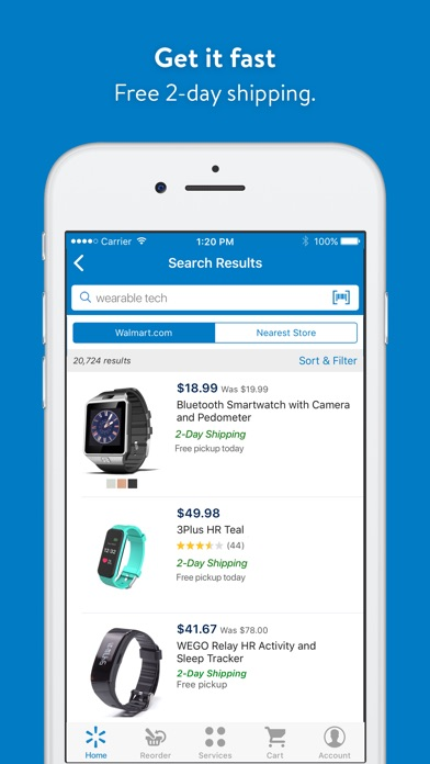 download Walmart – Shopping and Saving apps 3