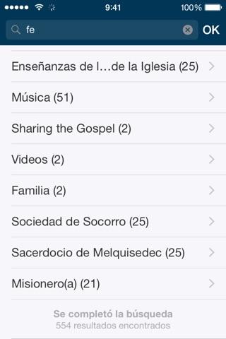 Gospel Library screenshot 4