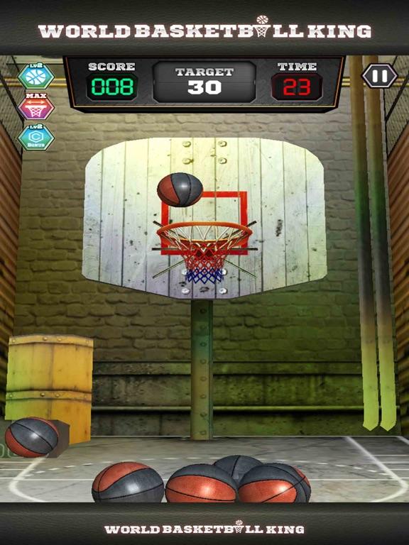 мировой баскетбольный король Скриншоты9