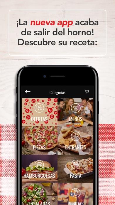download Telepizza - Comida a domicilio apps 1