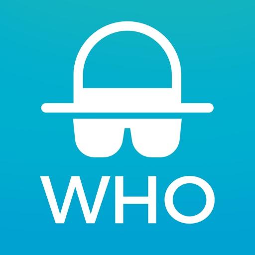 WHO - App for Social Analytics iOS App