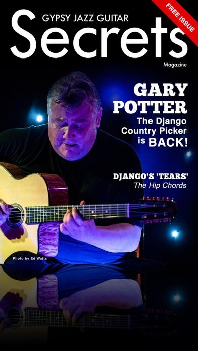 Gypsy Jazz Guitar Secrets Magazine review screenshots