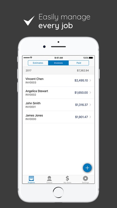 download Invoice Simple appstore review