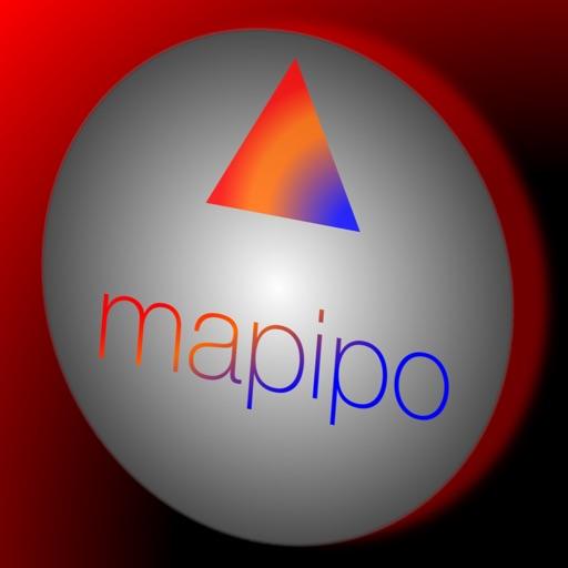 mapipo® iOS App