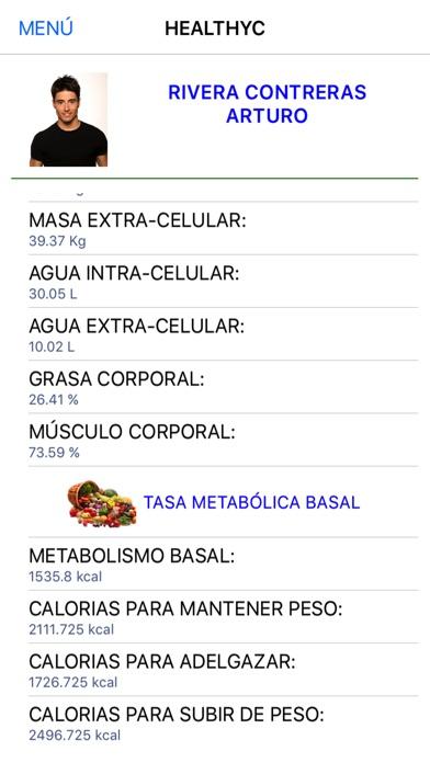 Healthyc screenshot 3