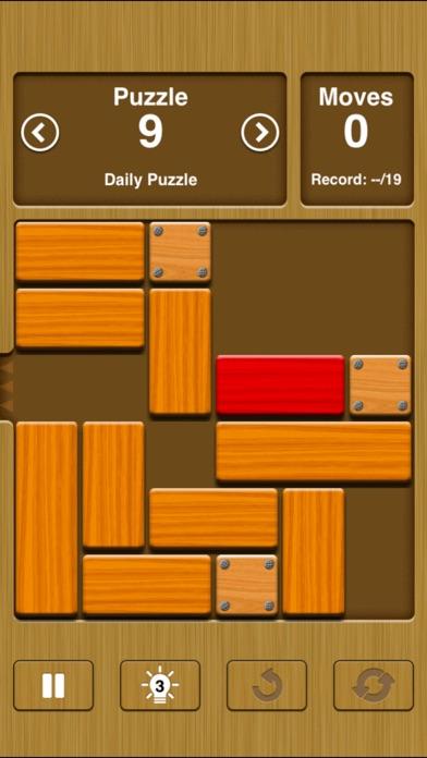 Unblock Me - Classic Block Puzzle Game screenshot