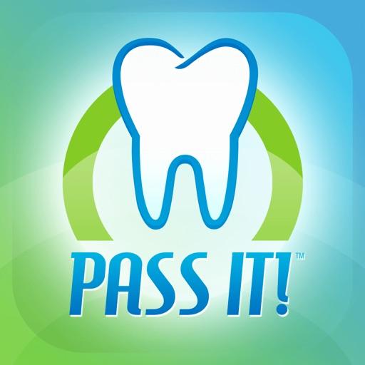 Pass It! Dental Hygiene iOS App