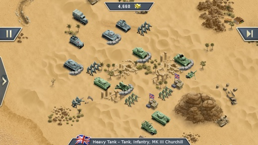1943 Deadly Desert Premium Screenshots