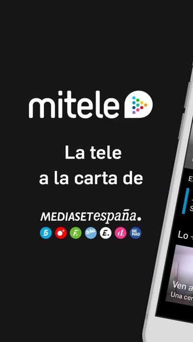 download Mitele - TV a la carta apps 4