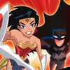 Justice League Action Run