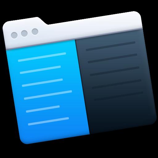 Commander One - двухпанельный файловый менеджер