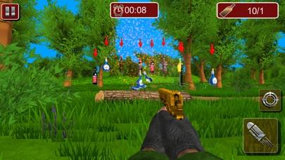 Bottles Shooting Pistol 2017 screenshot 3