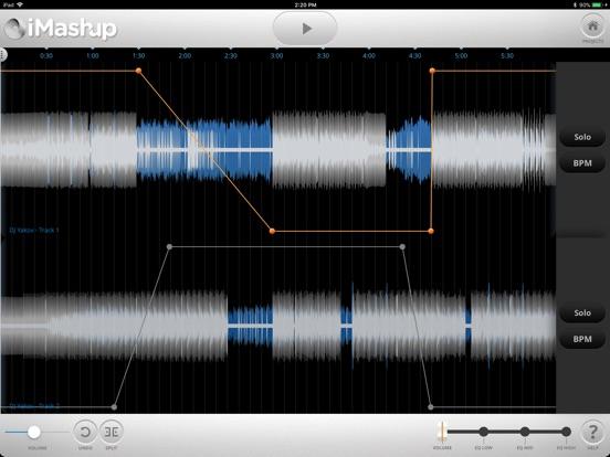 iMashup Screenshots