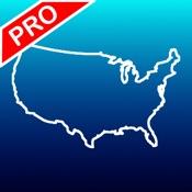 Aqua Map US GPS Marine Maps On The App Store - Aqua map us