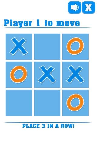 Tic Tac Toe XO Puzzle screenshot 1