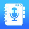 ボイスメモ PRO - ボイスレコーダー, メモ帳, 録音アプリ