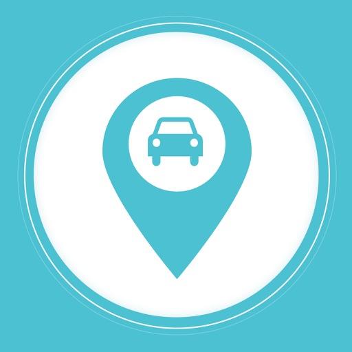 Find My Car - 駐車場リマインダーとトラッカー