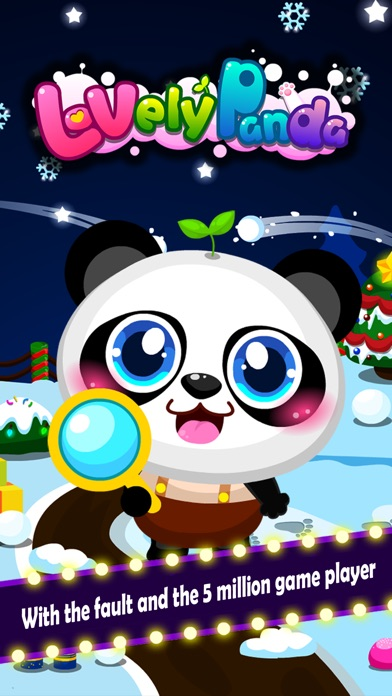 download lovely panda baby apps 2
