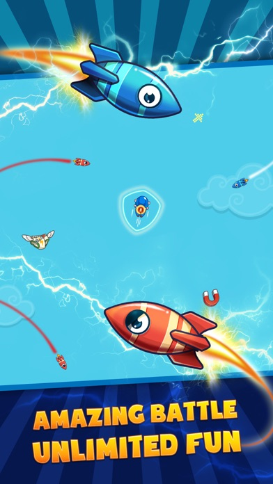 Screenshot for Hero Vs Missiles in Israel App Store