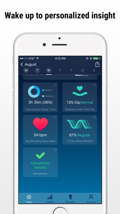 download Sleep Watch by Bodymatter apps 4