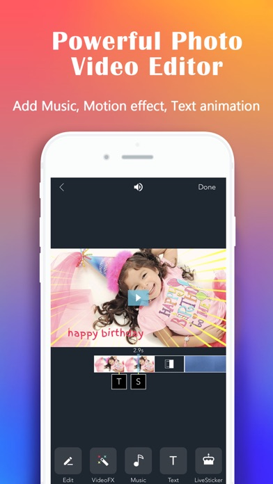 LiveCollage Pro-Photo Collage Screenshots