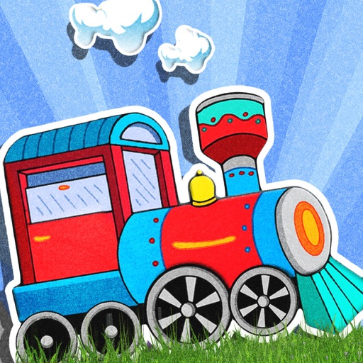在铁路上工作:Working on the Railroad: Train Your Toddler【互动儿童游戏】