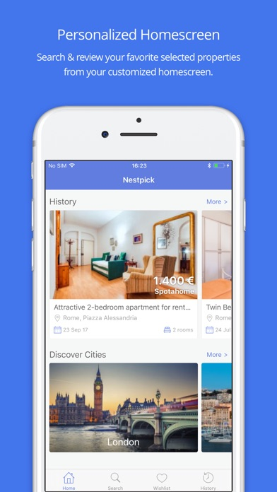 Nestpick » Apartment Finder on the App Store