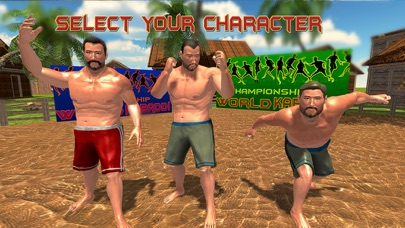 Real Pro Kabaddi Wrestling 17Скриншоты 5