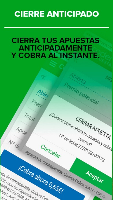 download Codere APPuestas apps 0