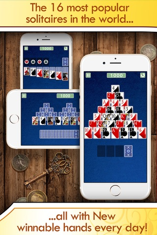 Solitaire Deluxe® 2: Card Game screenshot 4