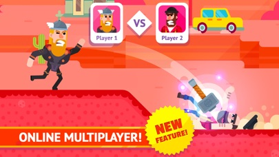 download Bowmasters - Multiplayer Game apps 3
