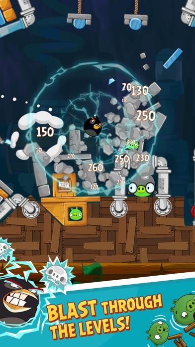 Angry Birds Screenshot