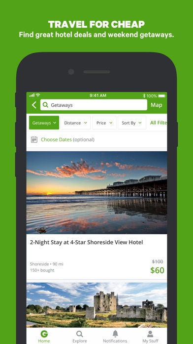 download Groupon apps 0