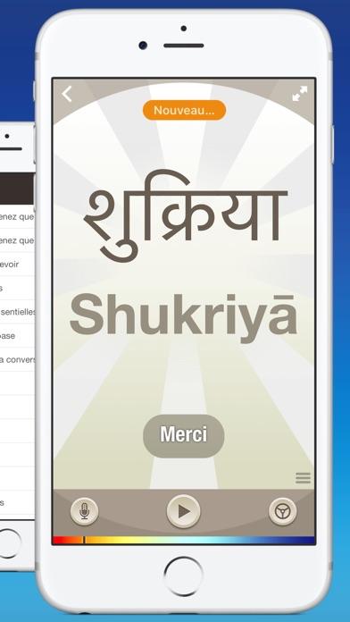 Hindi — Apprendre avec NemoCapture d'écran de 2