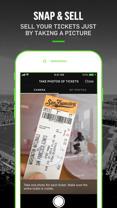 Gametime 183 Last Minute Tickets On The App Store