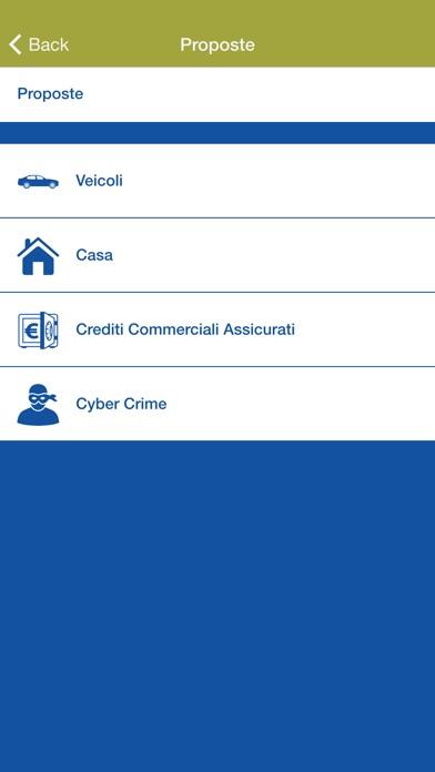 Polizza.ch screenshot