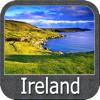 Marine : Ireland GPS map offline charts Navigator