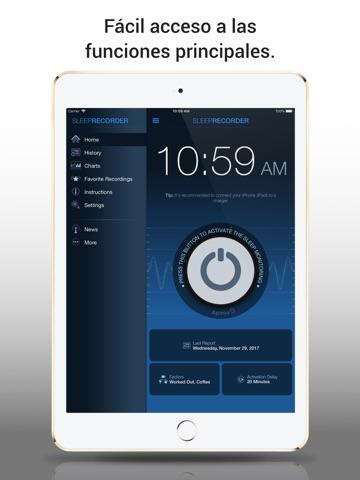Prime Sleep Recorder screenshot 3