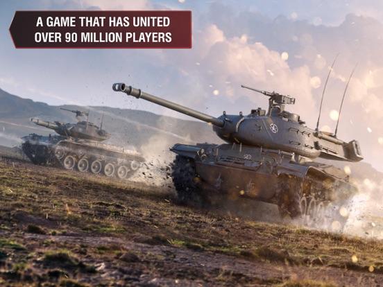 World of Tanks Blitz Screenshots