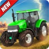 Настоящий трактор Frenzy Farmer Simulator 18