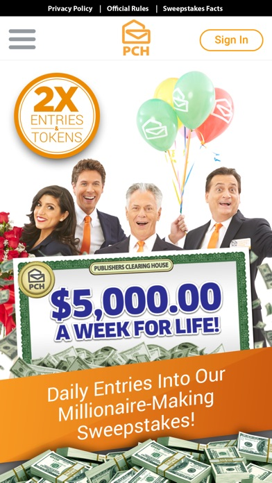 www pch daily instant win games