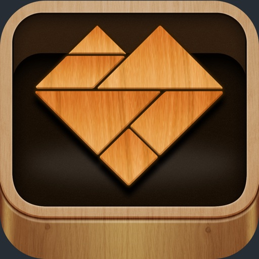 Complete Me - Tangram Puzzles
