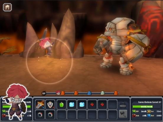 Clumsy Knights HD Screenshots
