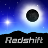 Solar Eclipse by Redshift
