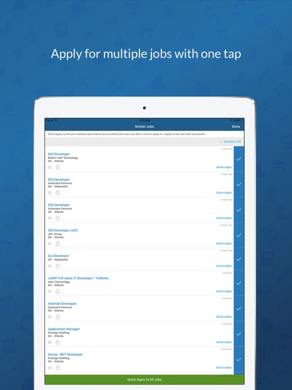 Search for jobs on CareerBuilder.com