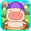 粉红小猪打地鼠-益智游戏 logo