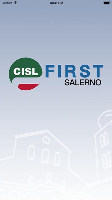 Screenshot of CISL FIRST Salerno1