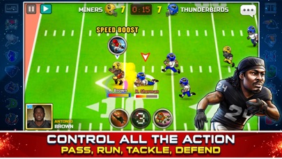 Screenshot #8 for Football Heroes Pro Online - NFL Players Unleashed