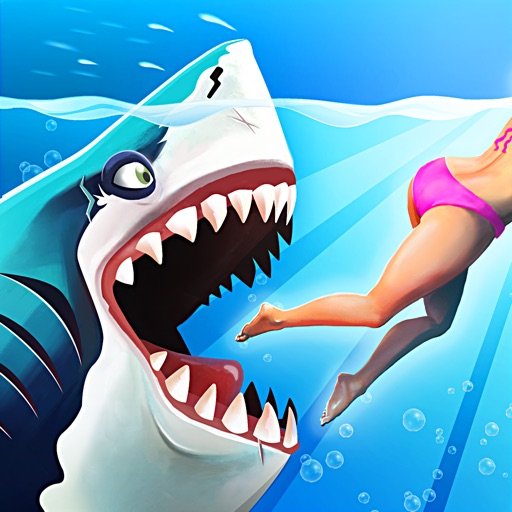Hungry Shark World iOS Hack Android Mod