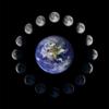 Rare Works, LLC - Lunar Phase - Moon Calendar  artwork